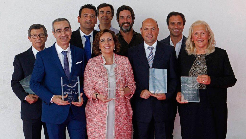 Imagem da notícia: DentalPro Awards ceremony