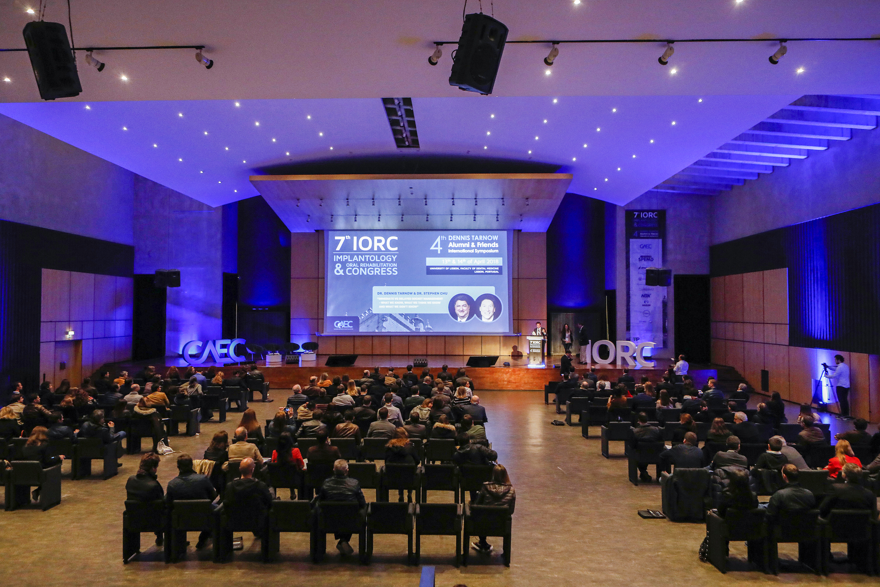 "Imagem da notícia: The 7th edition of IORC ""surpassed all expectations"""