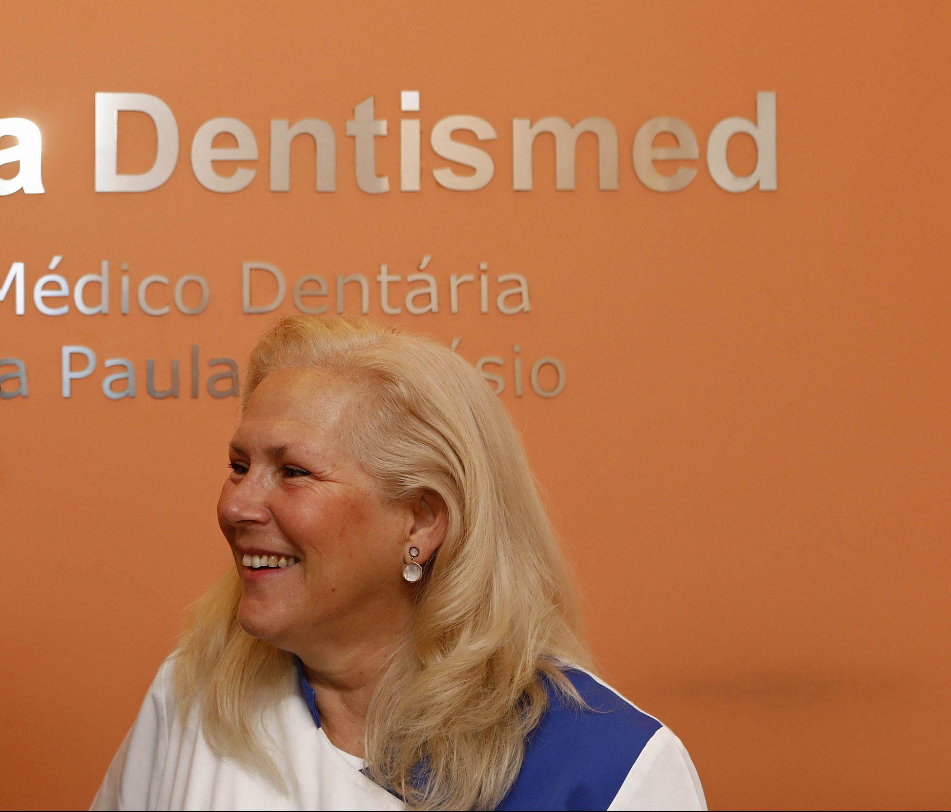 Imagem da notícia: Ana Paula Atanásio showcases Portuguese dental medicine