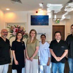 Imagem da notícia: Beclinique opens in Dubai