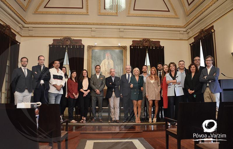 Imagem da notícia: 1st BQDC Annual Meeting held in Ortopóvoa