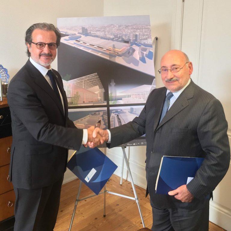 Imagem da notícia: AIP Foundation signs protocol with OMD