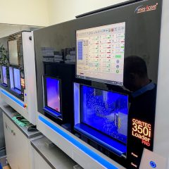 Imagem da notícia: Marfidente bets on cutting-edge technology