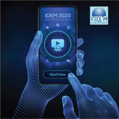 Imagem da notícia: IDEM 2020 marks the first digital edition of Asia Pacific's leading dental event
