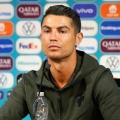 Imagem da notícia: OMD: President congratulates Cristiano Ronaldo for his gesture at a press- conference